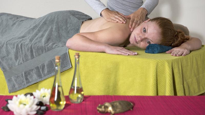 gesund schoen lifestyle wellness massage