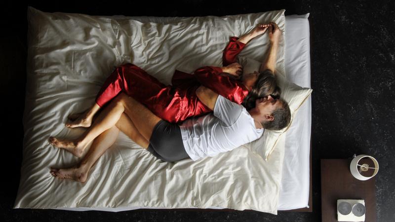 schlafstellungen mit partner