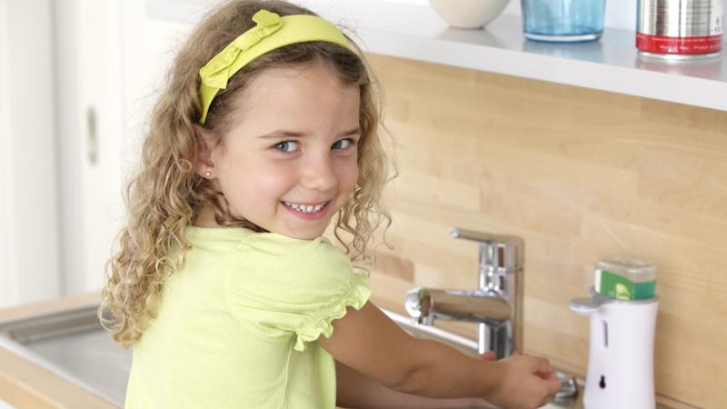 se laver les mains correctement vitagate. Black Bedroom Furniture Sets. Home Design Ideas