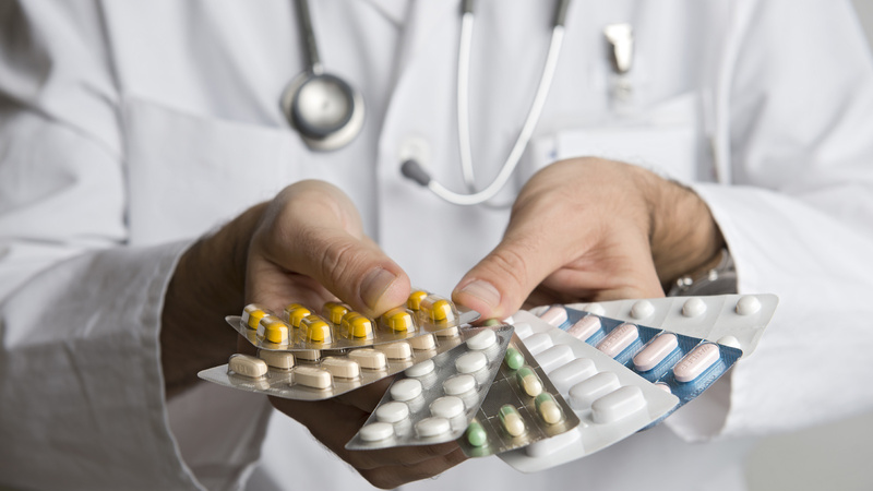 Antibiotika Und Paracetamol