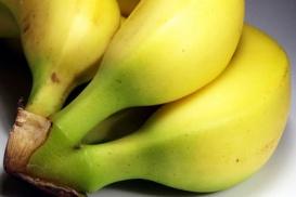 Les bananes permettent d'éviter les petits coups de barre.